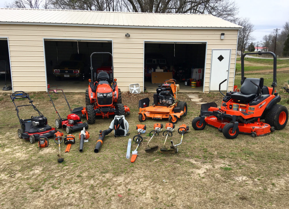 Brooks Lawn Service Equipment