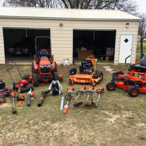 Brooks Lawn Service Equipment